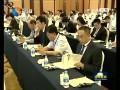 第15次泛黄海中日韩经济技术交流会全体会议在盐召开