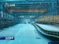 阜宁:首根90米碳纤维风电叶片成功下线