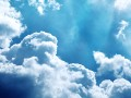 中等强度冷空气过境 我市天气以多云为主