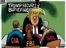 特朗普突然撂下这句前所未有的重话!FBI的大麻烦来了