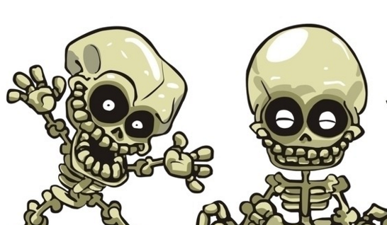 惊!高校校内草丛里发现骷髅头 两名小孩竟还踢着玩