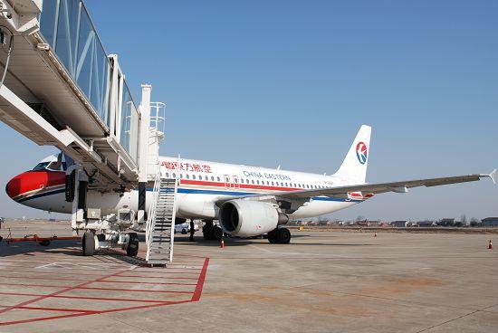 盐城南洋机场计划起降飞机1420