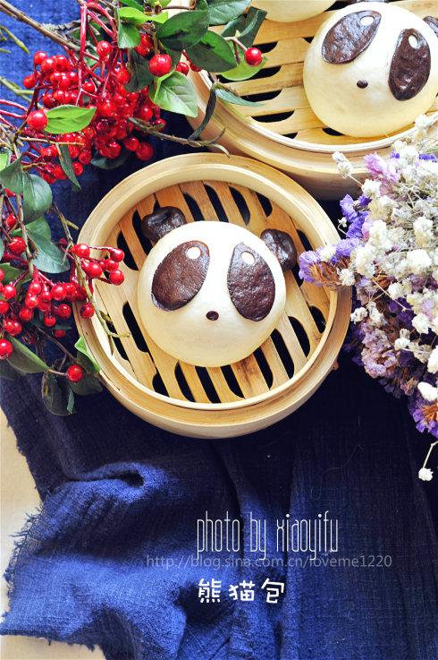 萌萌熊猫包