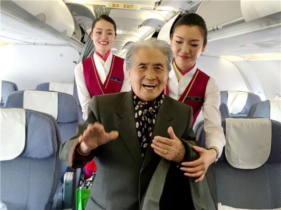 70岁老人坐飞机要健康证明?