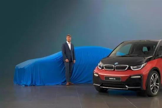 宝马新能源汽车战略,法兰克福展