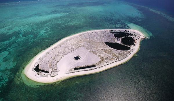 焕然一新!2017年中国在南海岛礁新建设施占地29万平方米