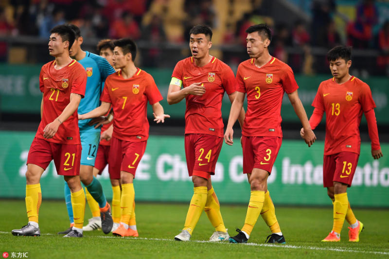 国足亚洲杯赛程:首战吉尔吉斯斯坦 末轮PK韩国