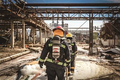 苏州消防支队供图