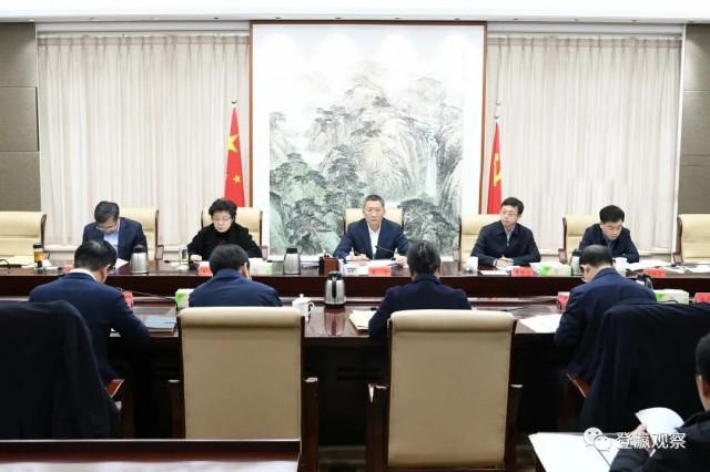市委审计委员会召开会议