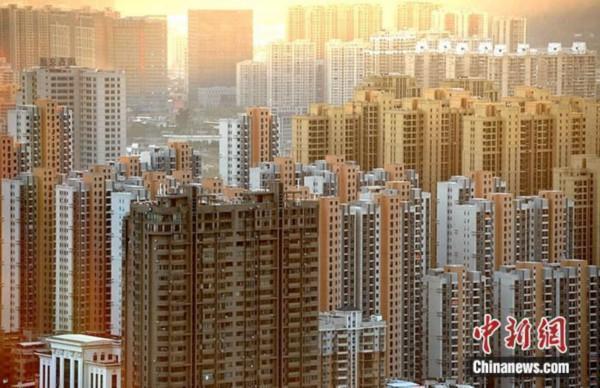 资料图:房地产楼盘。<a target='_blank' href='http://www.chinanews.com/' _fcksavedurl='http://www.chinanews.com/'><p  align=