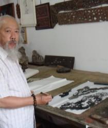 中国书画家协会理事辛崇华:淡泊名利天自远