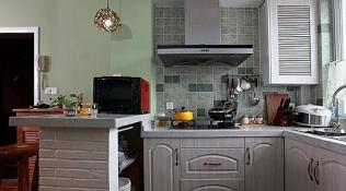 大城市小户型厨房如何装修 小户型厨房应该如何布局