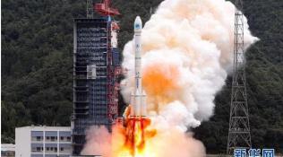 """美媒:北斗导航再添两星,""""太空丝绸之路""""即将服务一带一路"""
