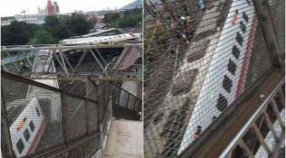 台湾火车出轨事故已致18死187伤 其中两位大陆籍旅客受伤