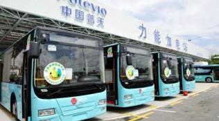 外媒惊叹深圳成世界首个公交全电动化城市:西方刚起步