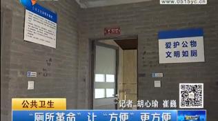 """(公共卫生)""""厕所革命""""让""""方便""""更方便"""