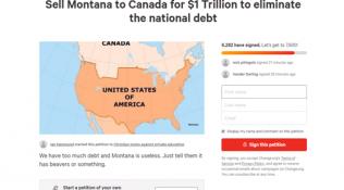 22万亿国债怎么还?约6300美国人请愿,一万亿卖掉这个州