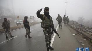 袭击重创克什米尔 印巴关系再度紧张