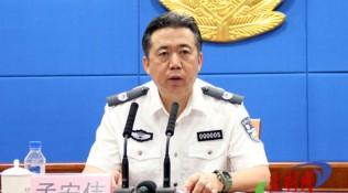 最高人民检察院依法对孟宏伟决定逮捕