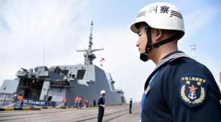 海上阅兵有哪些看点?海军副司令官宣来了