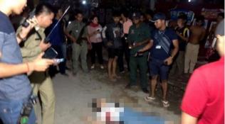 柬埔寨一华裔女子街头遭枪杀 已有3名嫌犯被锁定