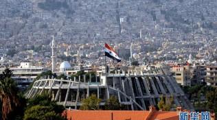 叙利亚首都响起爆炸声 以色列宣布对其实施了空袭