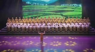 盐城高新区盐渎街道唱响《我和我的祖国》参加全区红歌大合唱获得第一名