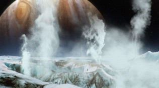 美航天局首次確認木衛二大氣中存在水