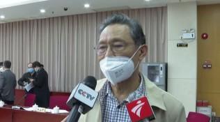 疫情拐点到了吗?中药有效吗?总台记者再访钟南山