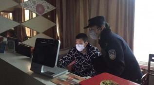 """盐南社区民警曹莹的战""""疫""""日记:警察才是最动人的角色"""