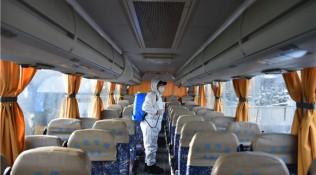 首发!江苏首辆企业返岗直通车从南京出发