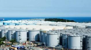 日本政府基本決定將福島核污水排入大海