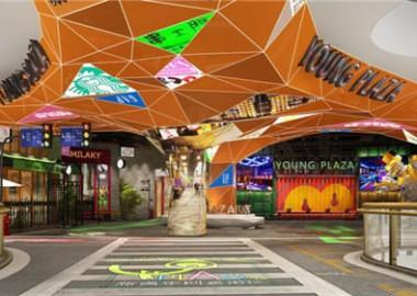 不出远门即享环球美景,中南城Young Plaza即刻带你启程!