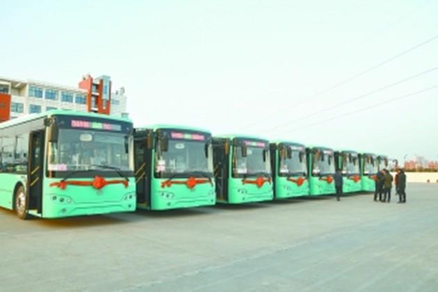 首条纯电动公交线1月1日开通 88路贯穿新都路