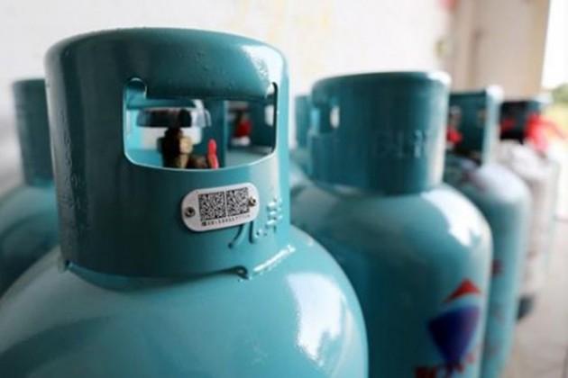 盐城市场上液化气瓶上必须安装二维码 没有就是不合格