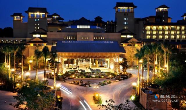 广州长隆酒店—游最美野生动物园