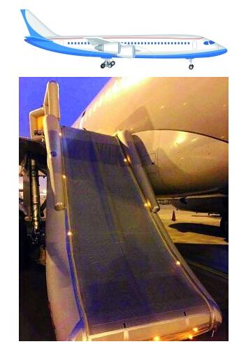 乘客擅自打开飞机安全门 赔偿损失3.5万元