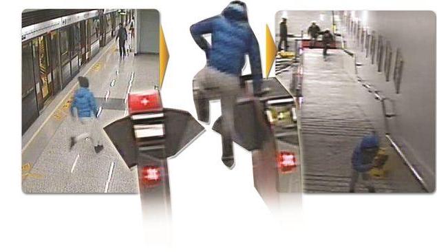 前两天,一名男子在乘坐南京地铁二号线的时候,利用列车关门瞬间,抢夺了车厢里一位女乘客的手机。女乘客奋勇追赶,车站里三位热心的市民也帮助抓贼。搞笑的是,小贼在逃跑过程中,手机不慎滑落。为了找回手机,小贼在案发后又返回车站寻找,被女乘客认出,民警当场将人抓获! 女汉子手机被抢,扒开车门就追出去! 记者从南京地铁警方了解到,1月27日19点57分,地铁二号线钟灵街站发生了一起抢夺案件。受害人曾女士乘坐地铁二号线从新街口站到仙林中心站。当列车停靠在钟灵街站时,车内一男子趁列车即将关闭瞬间,从曾女士手中抢过iP