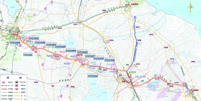 ...盐是盐城大地上第一条高铁-徐宿淮盐高铁全线开工 九成以上为高架 ...图片 95597 400x202