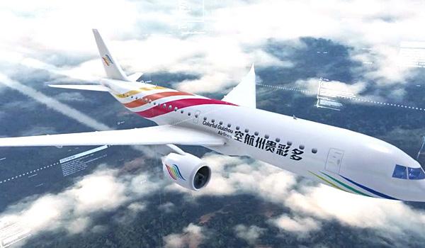 以前贵阳-盐城,盐城-烟台均无直达航班,这次新开通的航线将有效填补三