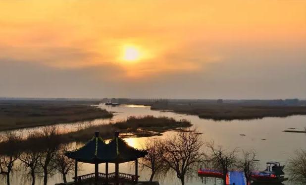 建湖九龙口风景区