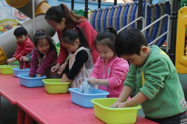 城幼儿园特色教学
