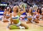 NBA季后赛啦啦队篮球宝贝火辣热舞