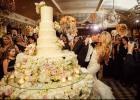 全球顶级奢华婚礼:童话般蛋糕高7层