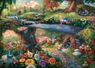 你从没见过的迪士尼 绝美手绘插图简直美哭