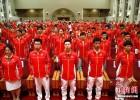 里约奥运会中国代表团成立 共计711人