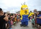 超36万只气球齐亮相厦门 创吉尼斯世界纪录