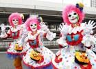 日本川崎举办万圣节大游行 10万人目睹盛况