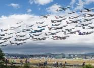 机场有多忙?摄影师耗时两年拍繁忙机场