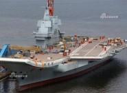 国产航母舾装最新进度:安装电缆即将测试动力
